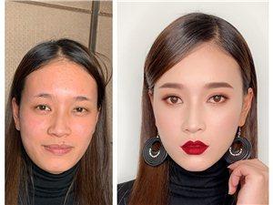 龍川哪里有學化妝?來玲麗化妝培訓學校