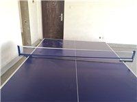 乒乓球桌,搬家處理,九成新。非誠勿擾