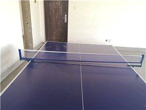 乒乓球桌,搬家�理,九成新。非�\勿�_