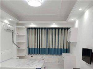 东升国际17楼精装公寓家居家电齐全拎包入住