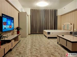 泰华鸢飞公寓,家具家电齐全2500元/月