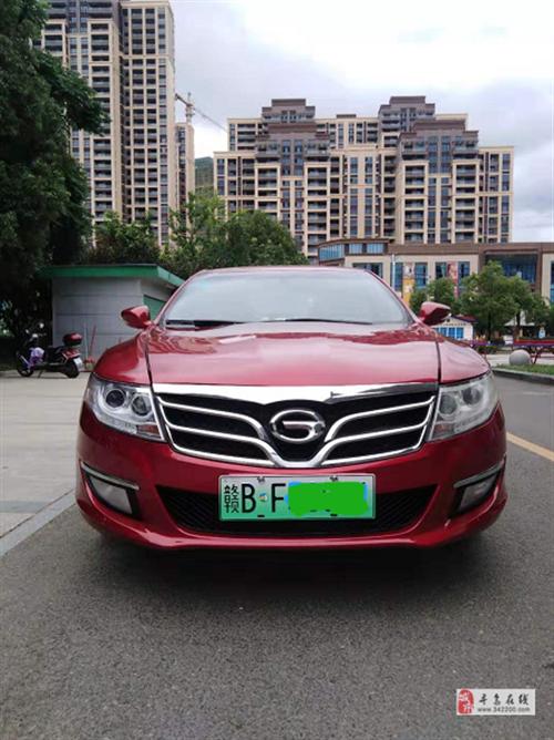 好车便宜卖传祺2015款增程式电动车2.3万