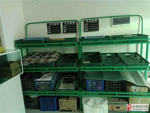 本人出售二手貨架,冷藏柜,冷藏面板