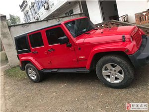 14年12月Jeep牧马人出售