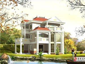 专业承接农村自建房设计,别墅设计