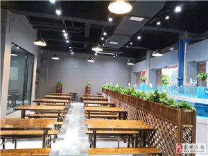 转让蜀州中路营业中海鲜馆,全新装修,接手盈利!