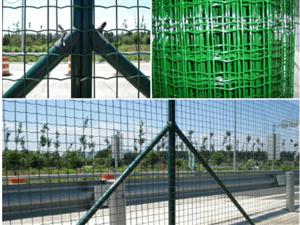 2米高養殖雞網,浸塑綠色網,防護網