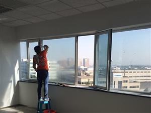 北京保洁公司,大型开荒保洁,玻璃地面清洗除尘