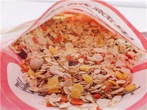 网红果蔬燕麦片货源厂家批发代加工