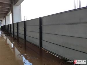 建筑工地圍墻,4米地產圍擋,2.5米彩鋼板圍擋