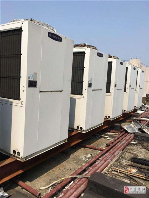 紹興回收單位批量空調、紹興二手公司大量空調回收