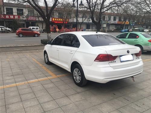 買了新車。賣老車