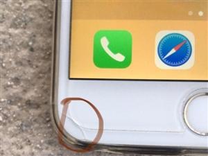 苹果6SP国行64G功能正常磕碰多350元