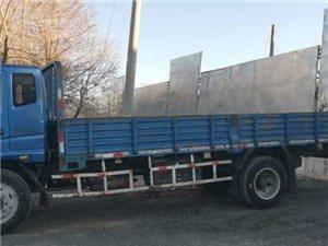 奧馳2000貨車出租,6米大箱,能載15噸貨