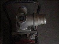 两个抽水电机8成新,现在用不到了对外出售!