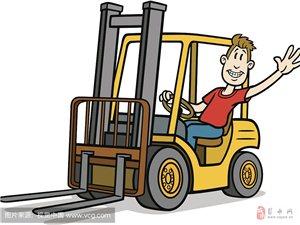 叉车挖机、培训考证,包住包会包就业