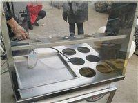 奶茶店设备烧烤炉低价出售,价格美丽!