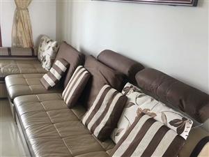 沙发和茶几低价转让