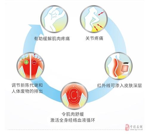 太赫兹波细胞理疗仪R33疏通改善肤色排湿祛寒养生仪