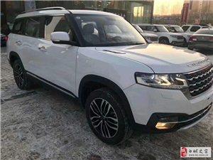 昌河Q7指导价11.59万库存新车6.3折出售