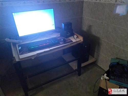 有一台电脑要出售 3000元 买没多久