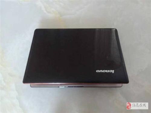600元出售联想笔记本电脑Y470 i3二代处理器