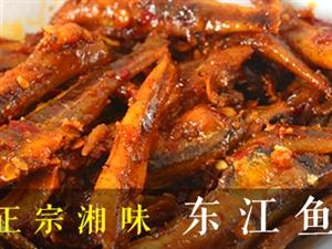 正宗湘味东江鱼320克/一袋