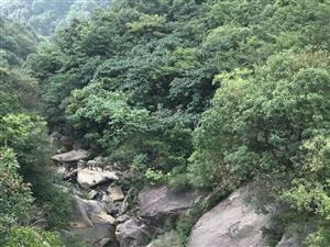 大悟十八潭,峡谷溪流引人入胜,是值得旅行的处女地