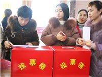 枝江锦城天下小区1月15日顺利召开业主委员会选举大会