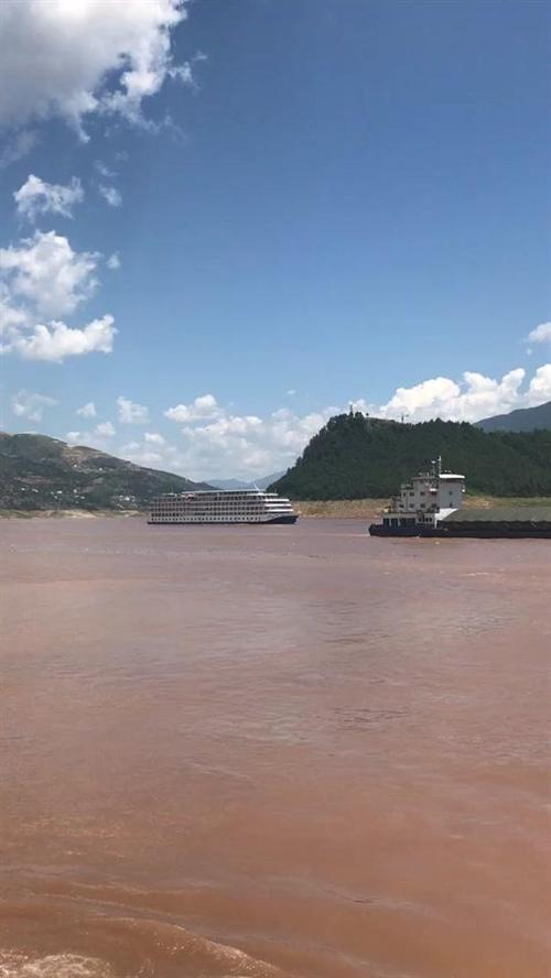 长江三峡船工,神秘的老传统,晚上撒柴灰在船头,早上察看老鼠脚印是上船还是下船,老鼠上船就开航,老鼠下船停航