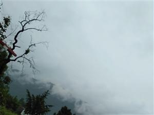 过南山遇天变