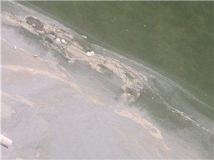 喳西泰这条河又脏了