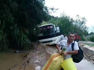 汶��的路是越�碓��,���有哪��政府�I�шP心�^汶��居民的死活