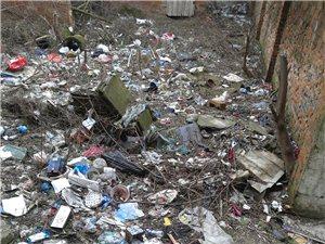�@就是跟光�G亮��的�l生城一院�χ�隔的居民�^垃圾�觥@铣�^(南�X角)原建筑公司大院��