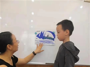 先农社区爱成长亲子团体绘画心理辅导活动(二)