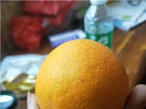 吉潭有一千多斤搭网脐橙,沙皮果,果大甜度好
