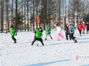 冻感铁力―百万青少年上冰雪