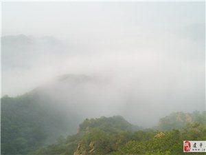 黄花山云海