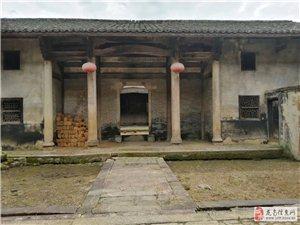 龙南~中国客家文化气氛浓厚的古建筑多!