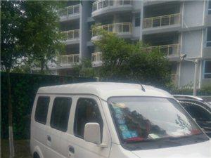 面包车东风v07出售。绵阳户。加装空调。导航mp5