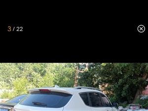 准新车东风风神AX7低价出售