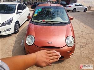 奇瑞QQ省油小王子個人一手車車況良好