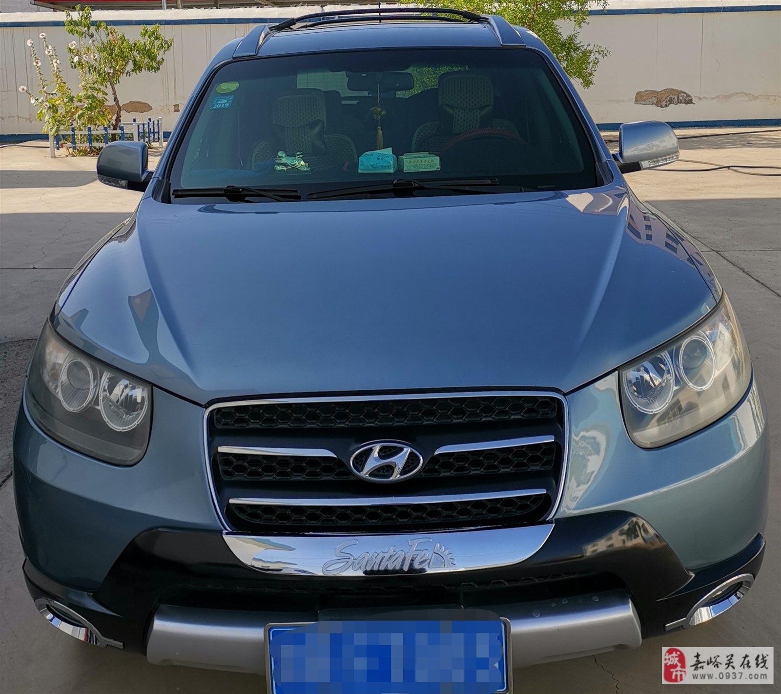 現代勝達(進口)2009款豪華型2.7L