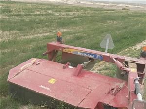 纽荷兰7220圆盘割草机