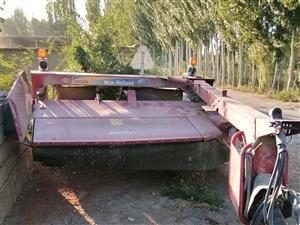 紐荷蘭7220側牽引圓盤壓扁割草機