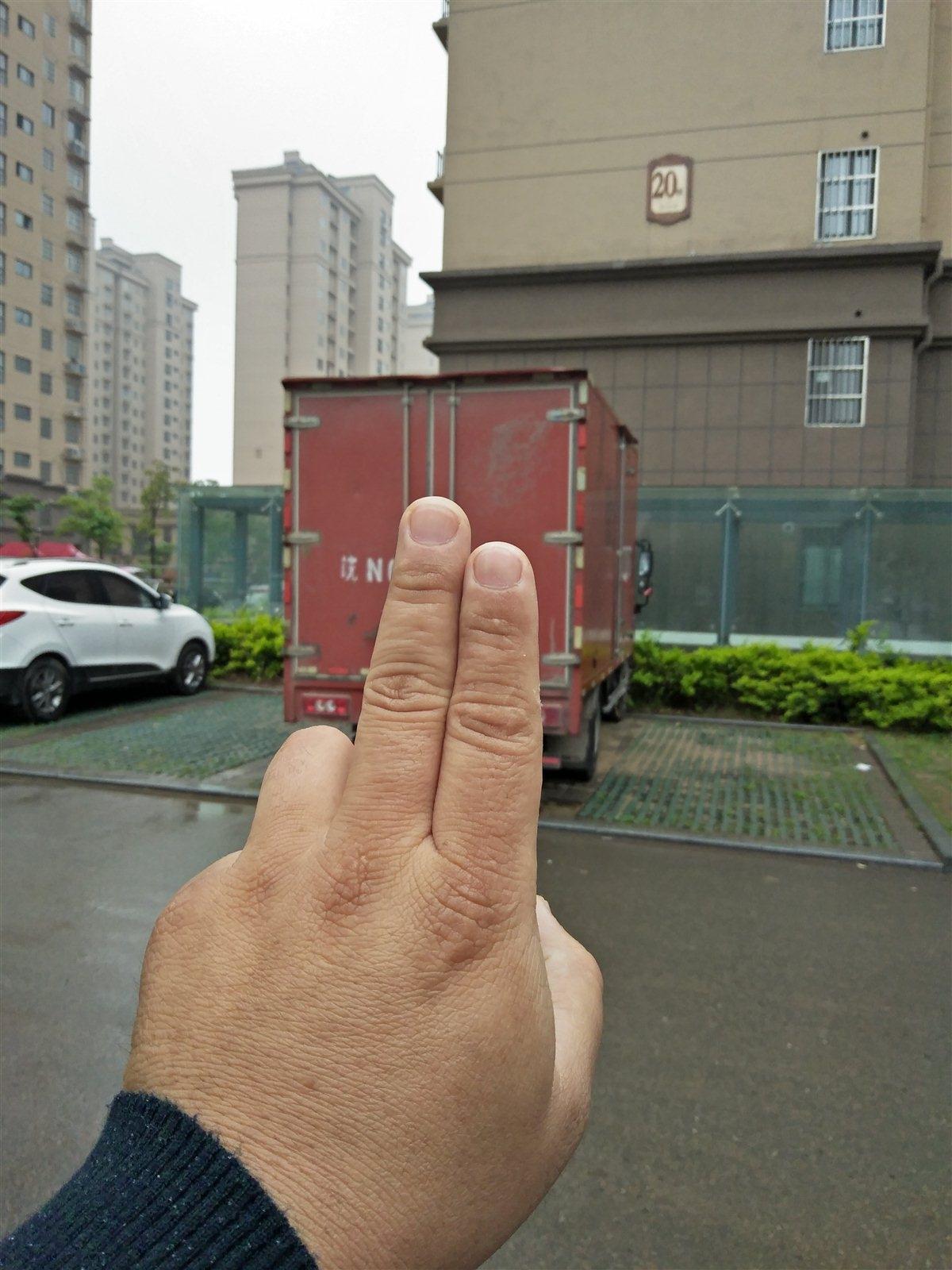 福田奥铃4.2米箱货