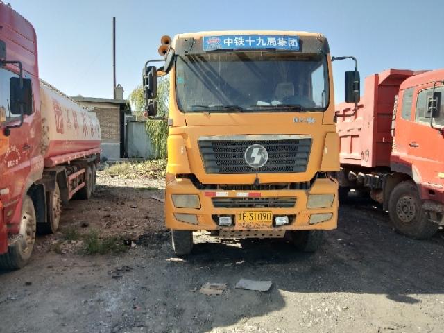 陕汽M6双桥自卸车出售