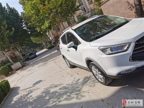 15年江淮s3白色因換車出售