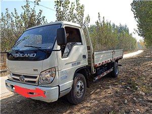 国四电喷福田4.2米货车