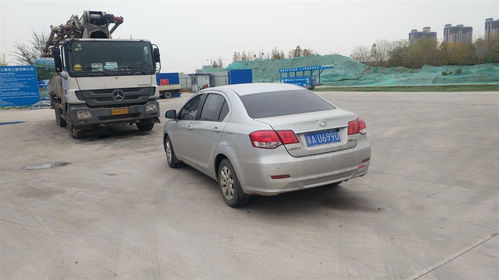 2012年自動擋長城騰翼C30